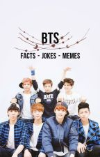 BTS facts, jokes and memes by Tinzehhh