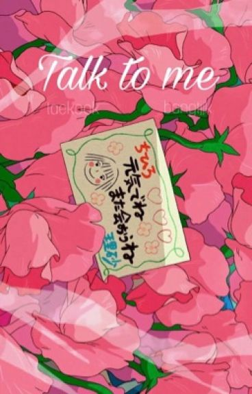 talk to me | taekook