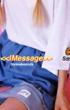 iMessage- Jeon Jungkook  by trblgiriboy