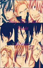 Fairy Tail x Leser/Reader  by Berryla15
