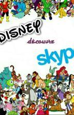 Disney découvre skype by DISNEYSCOMMUNITY