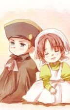 I Have Loved You Since 900 AD (Hetalia FanFic) [HRExItaly/GerIta] by MallowMarsh15