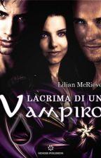 Lacrima di un vampiro by kaname125
