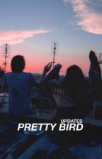 pretty bird : me in a book ! by boywondrs