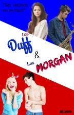 Los Duff & Los Morgan by xjazgustx
