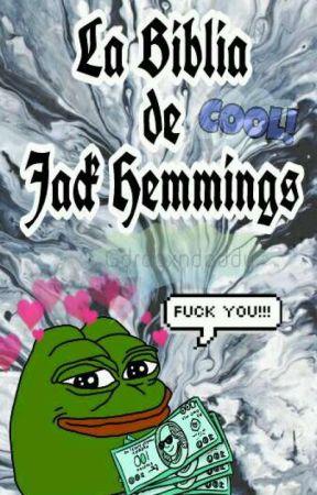 La Biblia De Jack Hemmings by NamJoonMachoMen