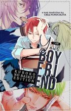 de'fluff ヾ Kuroko no Basket x Reader by ciellychocolita