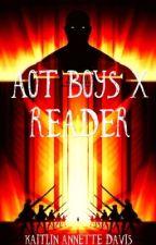 AOT Boys x Reader by KaitlinAnnetteDavis