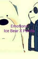 Emotions (Ice Bear X Panda) by pokemonmeowth