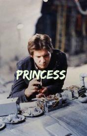 Princess ○ Han Solo [2] by -voidskywalker