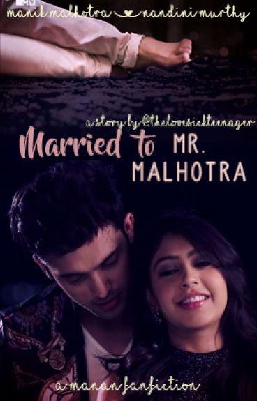 Married To Mr. Malhotra