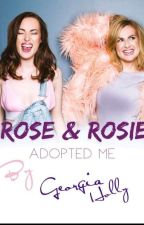 Rose & Rosie Adopted Me by GeorgiaHolly