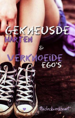 Harten & Ego's #2: Gekneusde harten & Verknoeide ego's by Theclockworkheart