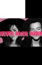 Never back down | Harry Styles | cz by unknown-M