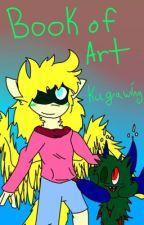 Book of Art by Aura_Blaze