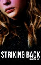 Striking Back {Luke Skywalker | Book Two | ON HOLD} by MarvelTime-Lady