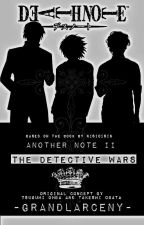 The Detective Wars by -GrandLarceny-