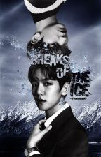 Ice Shards // chanbaek by cocachanie
