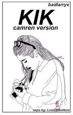 Kik • camren by tomlinsout
