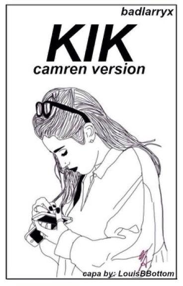 Kik • camren