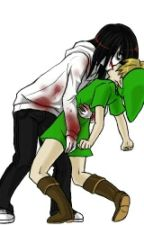 No More Secrets - Ben Drowned X Jeff The Killer by Mr_Ben_Drowned