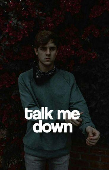Talk Me Down☁ Klaus Mikaelson