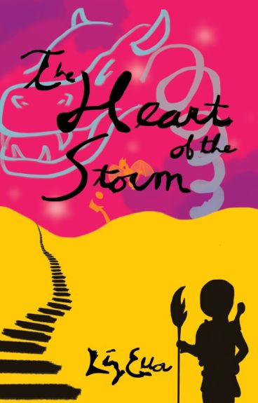 The Heart of the Storm (Realms of Chaos #2) by ElizabethEllor