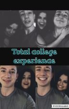 Total college experience by niralidoshi25
