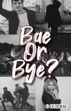 Bae or Bye? 《Aaron Carpenter》 by c-cutebae