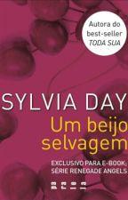 Um Beijo Selvagem by Alanis_Bruna