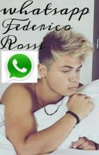 Whatsapp |Federico Rossi| by xdreamersxx