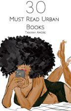 30 Must Read Urban Books by Teeslays