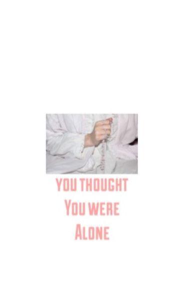 you thought you were alone ; kyungsoo + jongin