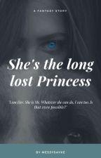 The Long LOST PRINCESS is The Nerd Transferee by janedeej