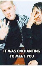 It Was Enchanting To Meet You [scomiche|scömìche] by churrology