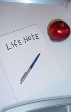 Life Note? Light Yagami x Reader by Rynkirafan