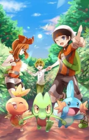 Pokemon oneshots by rotten_fujoshi_