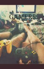 Gamers (Vinny Mauro Fan-fiction) by LowKey_Fangirling