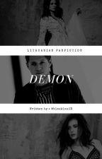 Demon (LT fanfiction) by blazklau1D