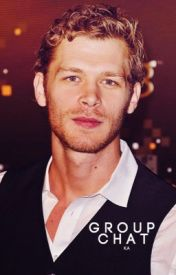 Groupchat • Joseph Morgan  by beastlybones