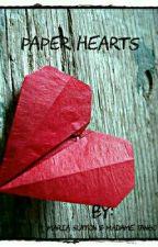 Paper Hearts by RirinTang