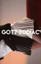 GOT7 ZODIAC by annalien5sos
