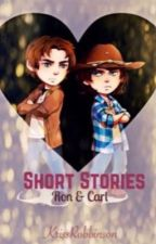 Short Stories - Ron & Carl by KrissRobbinson