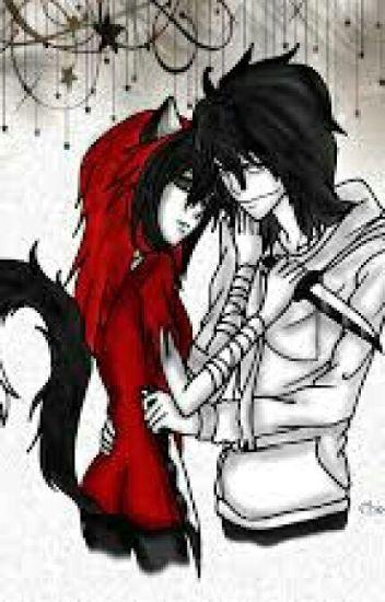 Ohne ihn währe ich Tod... (Jeff The Killer Lovestory♡)