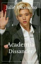 Academia Dissander (WooGyu) by JulieOkamoto