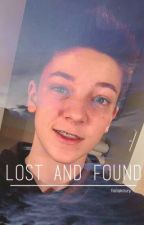 lost and found // weston koury by hellakoury
