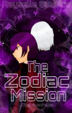 The Zodiac Mission: Ophiuchus  by Aquarii-San