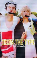 ikon r the type by jacksonwang-