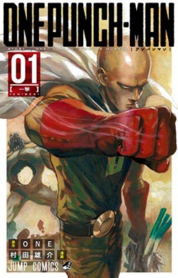 One Punch Man fanfic (Saitama X Fubuki)