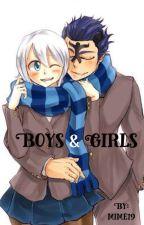 Boys & Girls (Bixanna Fanfic) by mime19